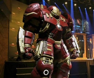 Life-Sized Hulkbuster Suit Can Be Yours for $21,500