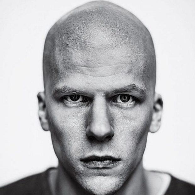 First Look at Jesse Eisenberg as Lex Luthor