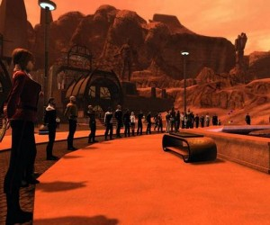 Star Trek Online Making In-game Memorial to Leonard Nimoy