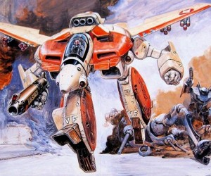 Sony Secures Rights to Robotech