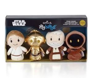 Star Wars Itty Bittys Plush Toys