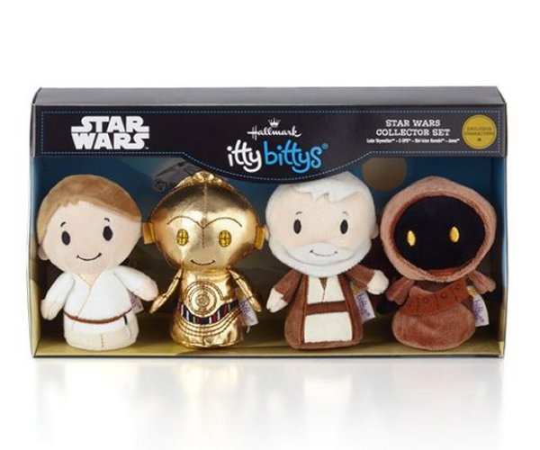Star Wars Itty Bittys Plush Toys