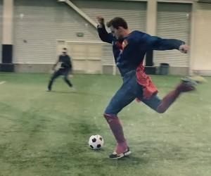 Superhero Soccer