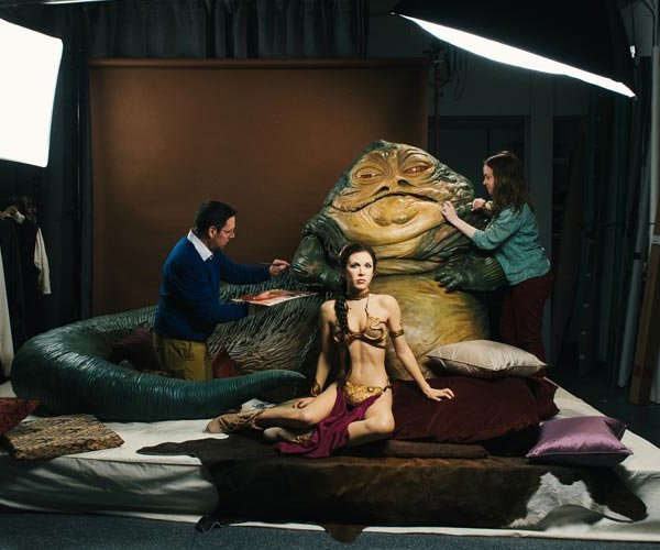 Madame Tussauds Readying Star Wars Wax Figures
