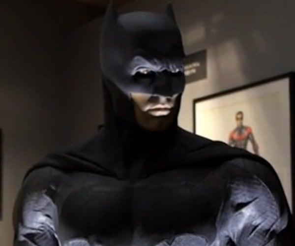 A Look at Batman v Superman's Costumes and New Batmobile