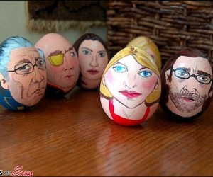 Battlestar Galactica Easter Eggs