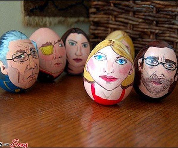 Battlestar Galactica Easter Eggs