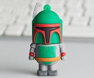 Star Wars Boba Fett Flash Drive