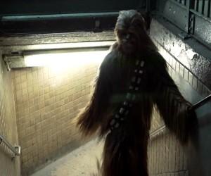 Chewie: Nerdist Parodies Louie Opening Credits