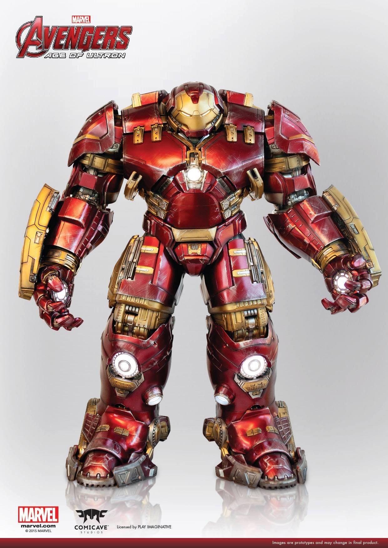 Comicave Studios Animatronic Hulkbuster