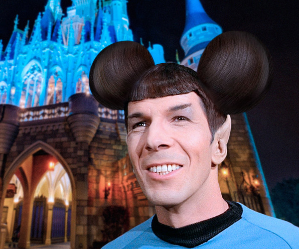 Disney Buys Star Trek TV Rights (Or Not!)