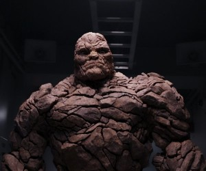 First Official Image of The Thing from Fantastic Four