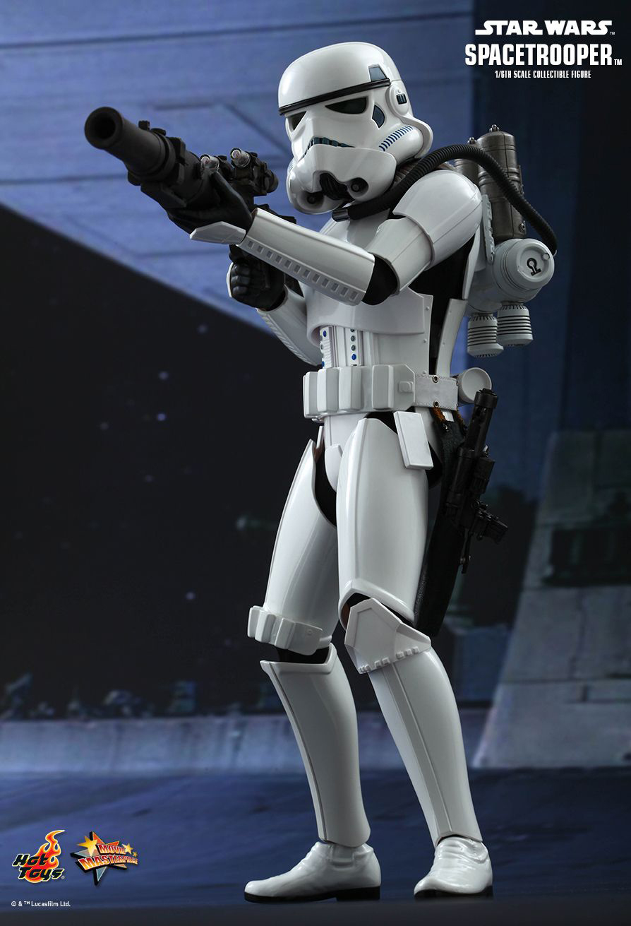 Hot Toys Legacy Spacetrooper