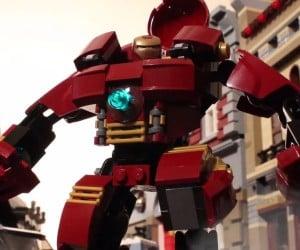 LEGO Avengers Age of Ultron Trailer