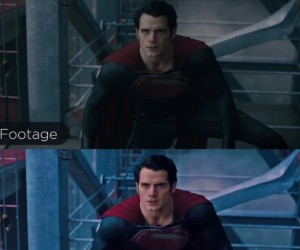 The Man of Steel in Full Color