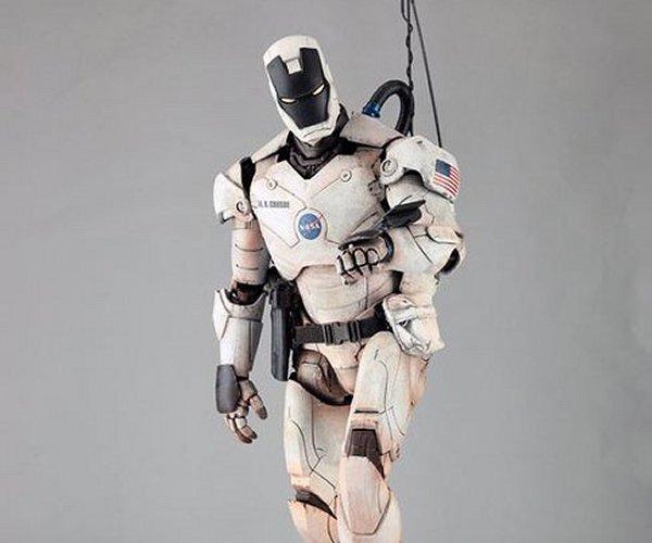 NASA Themed Iron Man
