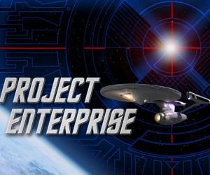 Star Trek's USS Enterprise to Re-enter Earth's Atmosphere