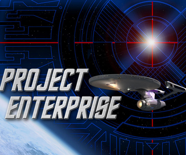 Star Trek's USS Enterprise to Re-enter Earth's Atmosphere