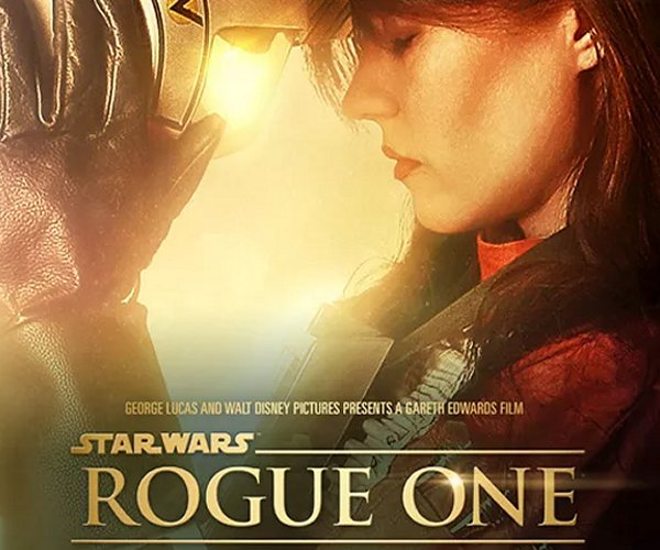 Fan Made Star Wars Rogue One Movie Posters