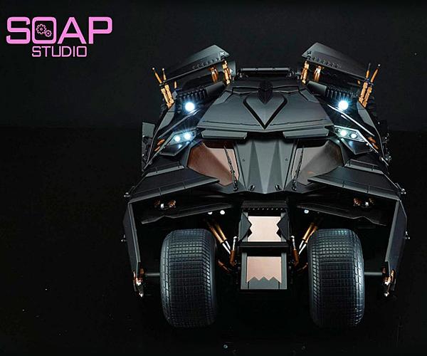 Soap Studio 1:12 RC Batman Tumbler