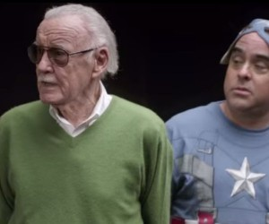 Stan Lee Teaches Cameo School