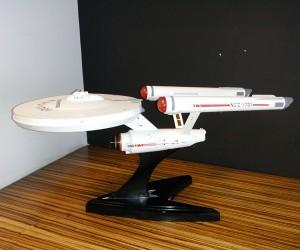 Star Trek USS Enterprise Wireless Access Point