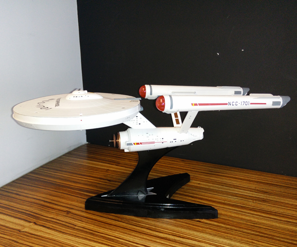 Star Trek USS Enterprise Wireless Access Point