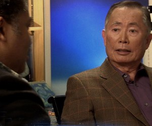 Takei Chats with Tyson on New Talk Show