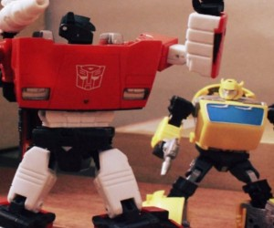 This Stop-Motion Transformers Film Is Awesome