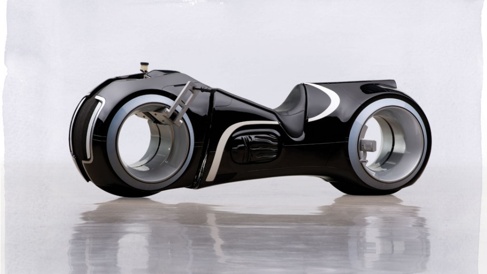 You Can Buy This Fully Functional TRON Lightcycle