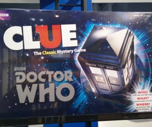 Doctor Who Clue: Doctor Clue