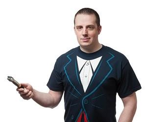 12th Doctor Costume Tee