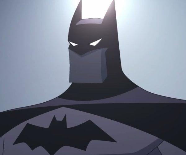 Animated Batman V Superman Trailer, Bruce Timm Style