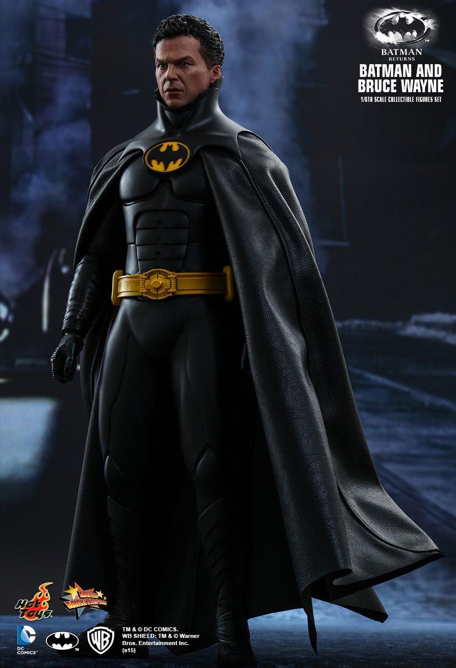 hot toys batman returns 1 6 scale figures mightymega. Black Bedroom Furniture Sets. Home Design Ideas