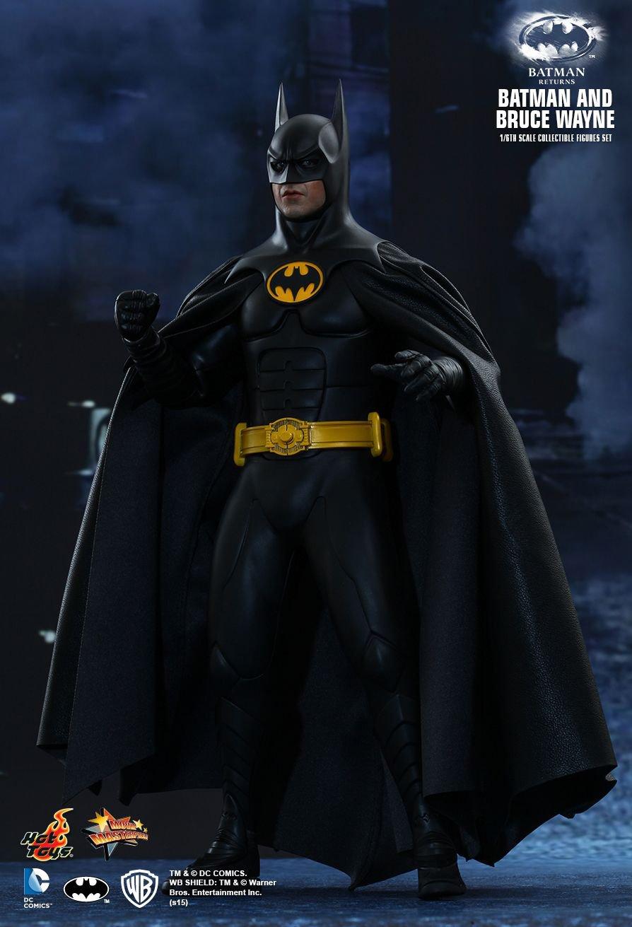 Batman Toys Age 5 : Hot toys batman returns scale figures mightymega
