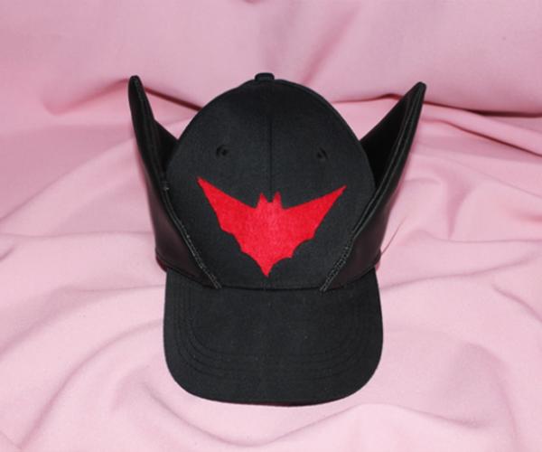 DIY DC Bombshells Batwoman Hat