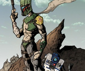 Star Wars Meets Borderlands