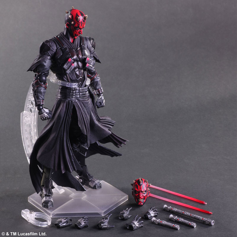 Star Wars Darth Maul Action Figure 74