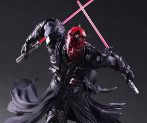 Square Enix Darth Maul Action Figure
