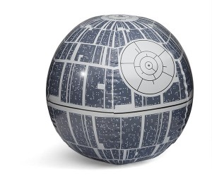 Star Wars Death Star Light-up Inflatable Beach Ball