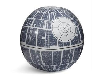 Star Wars Death Star Light-up Inflatable Beach Ball