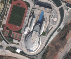 China Has It's Own Star Trek Enterprise Building