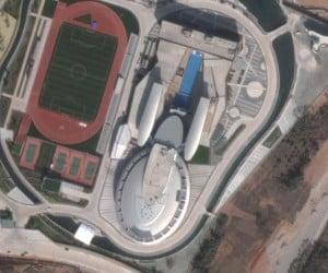 China Has It's Own Star Trek Enterprise Building