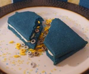 Exploding TARDIS Cookies