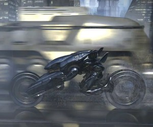 EXTROPY Teases Us with a Futuristic Motorcycle Chase