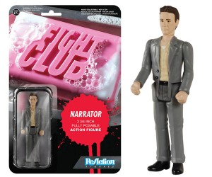 Funko ReAction Fight Club Action Figures