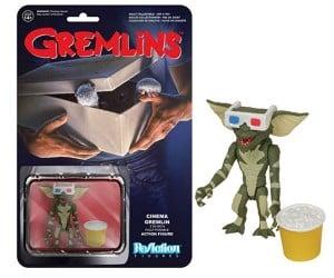 Gremlins ReAction Figures