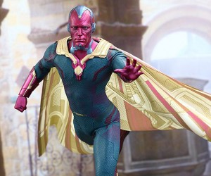 Hot Toys 1:6 Scale Vision Action Figure