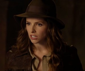 Indiana Jones Gets Rebooted with Anna Kendrick