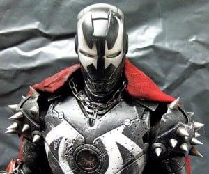 Sam Kwok's Custom Iron Man Action Figures